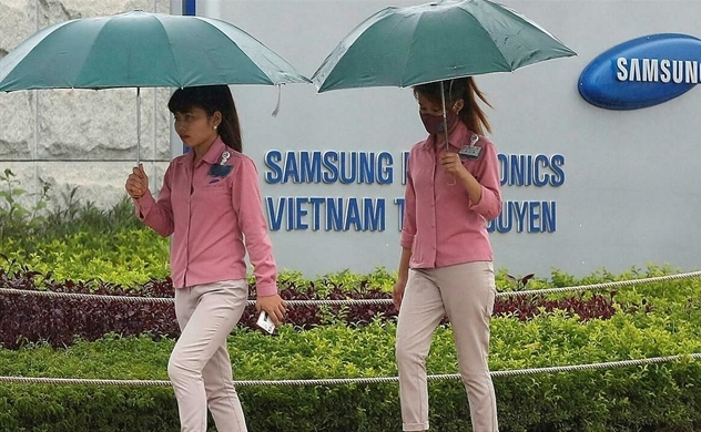 Samsung rejects info on smartphone production shift out of Vietnam